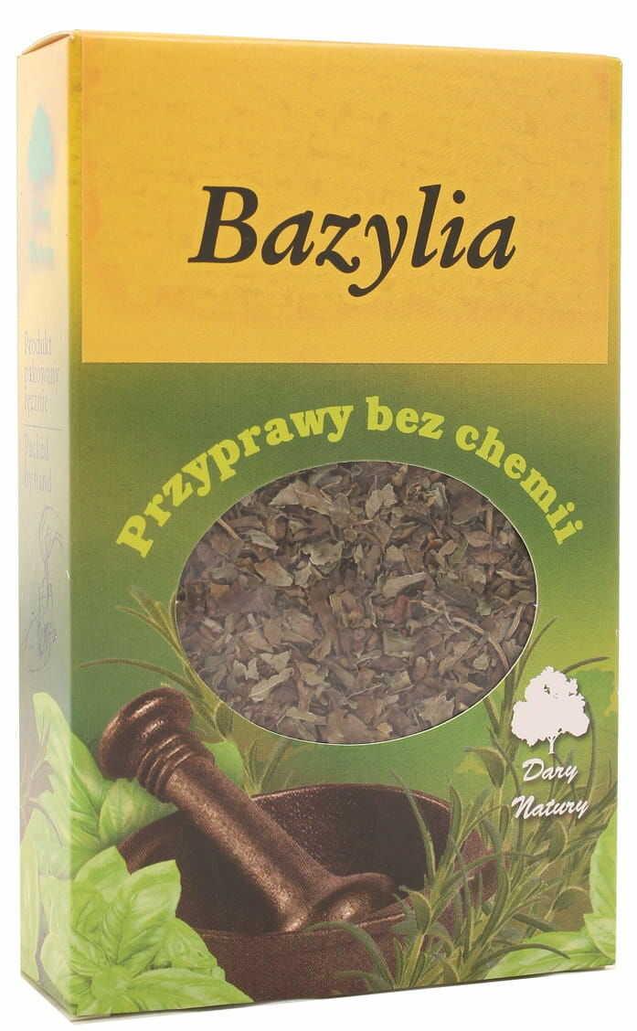 Bazylia - Dary Natury - 25g