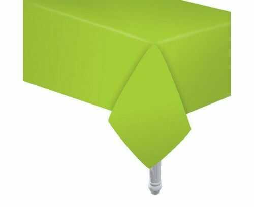 Obrus papierowy, zielony