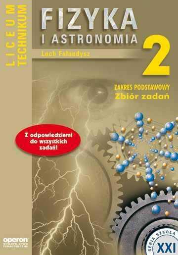 Fizyka i astronomia kl.2 - zbiór zadań