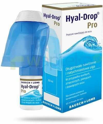 Hyal-Drop Pro krople do oczu 10 ml