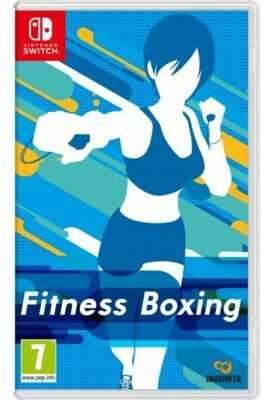 Gra Nintendo Switch Fitness Boxing. Kup Taniej o 50 zł w Klubie.