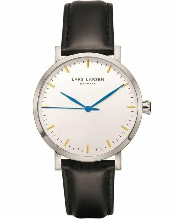 Zegarek Lars Larsen 143SWD/SBLL20 GWARANCJA 100% ORYGINAŁ WYSYŁKA 0zł (DPD INPOST) BEZPIECZNE ZAKUPY POLECANY SKLEP