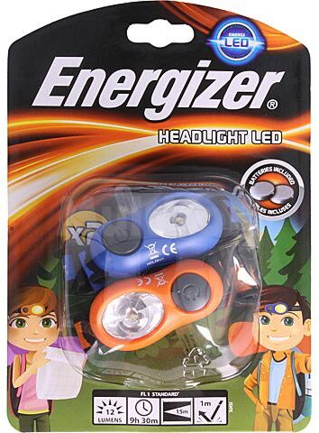 Latarka czołowa ENERGIZER HDL2BU1 LED mocowanie za pomocą elastycznej taśmy