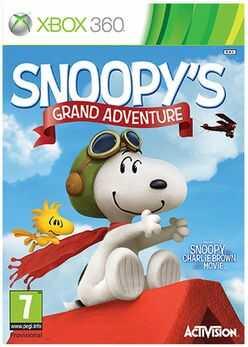 Snoopy Grand Adventure X360 Używana
