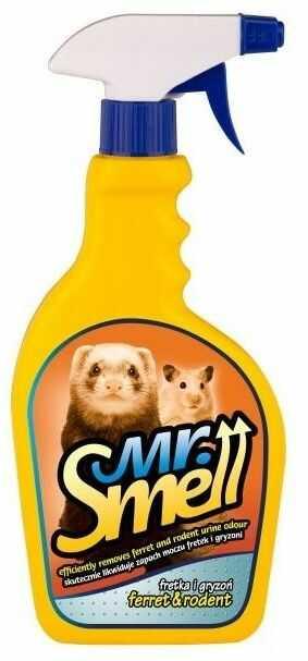 MR SMELL - Neutralizator zapachu dla fretek i gryzoni 500ml