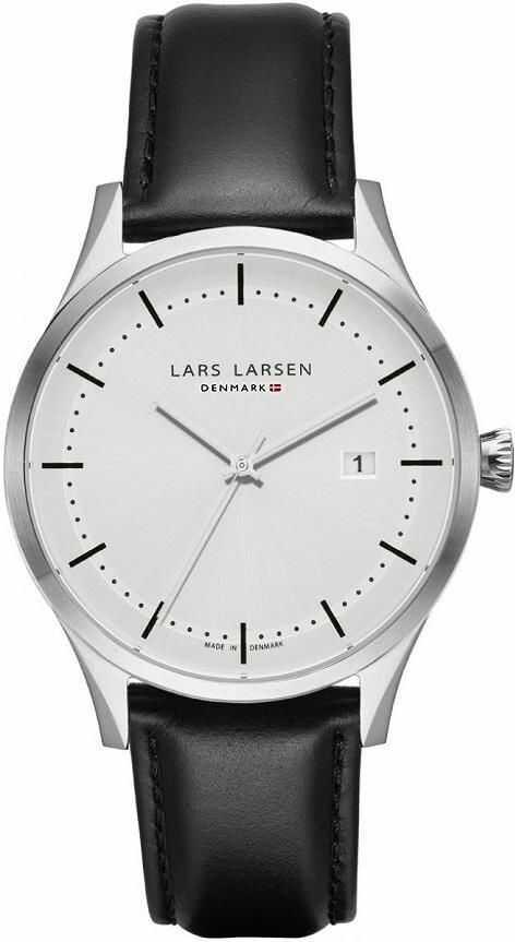 Zegarek Lars Larsen 119SSBLL GWARANCJA 100% ORYGINAŁ WYSYŁKA 0zł (DPD INPOST) BEZPIECZNE ZAKUPY POLECANY SKLEP