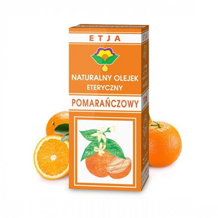 Olejek Pomarańczowy 10ml Etja