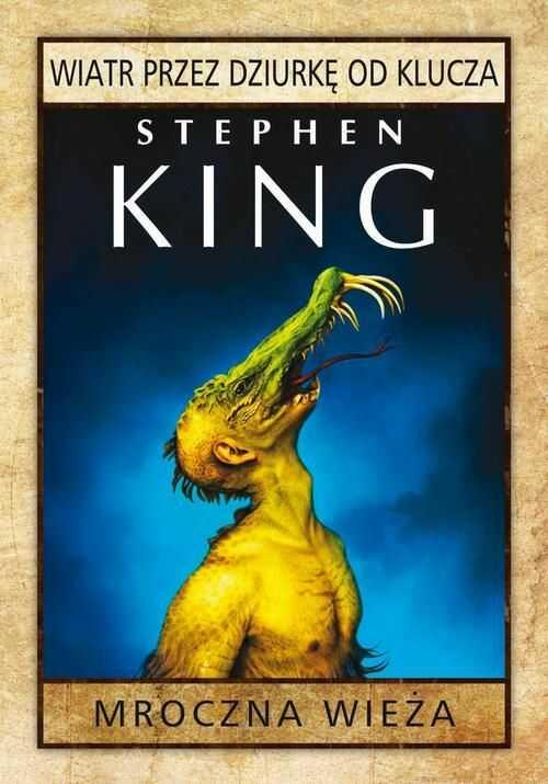 Mroczna Wieża: Wiatr przez dziurkę od klucza - Stephen King - ebook