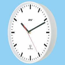 Zegar biały sterowany radiowo #2