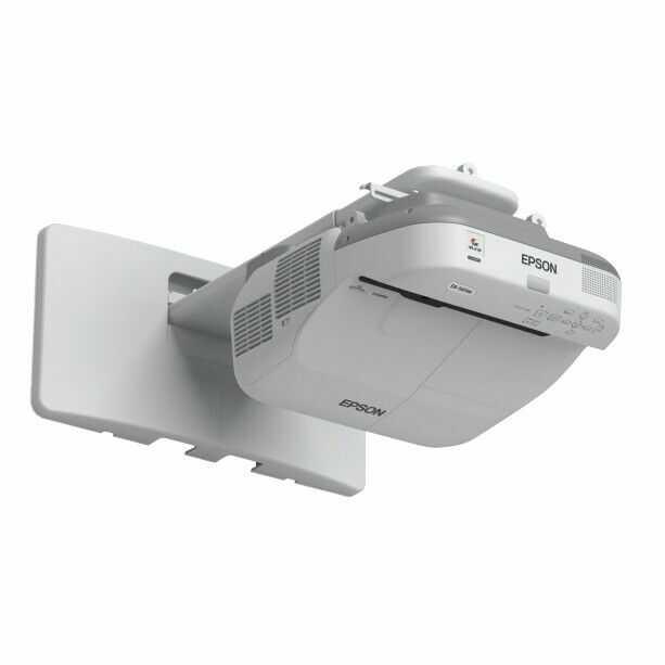 Projektor krótkoogniskowy Epson EB-680Wi+ UCHWYTorazKABEL HDMI GRATIS !!! MOŻLIWOŚĆ NEGOCJACJI  Odbiór Salon WA-WA lub Kurier 24H. Zadzwoń i Zamów: 888-111-321 !!!