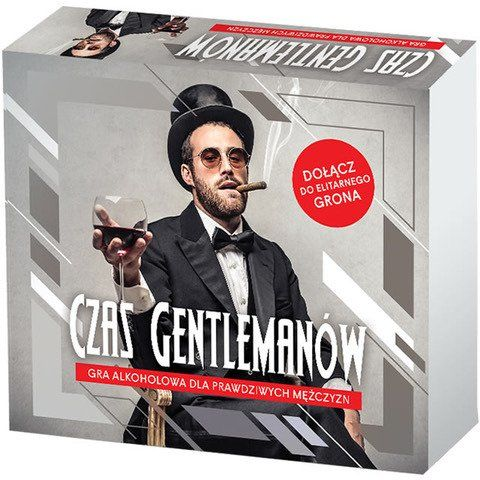 Czas Gentlemanów gra imprezowa