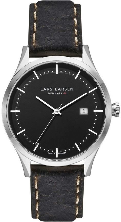 Zegarek Lars Larsen 119SBDBL GWARANCJA 100% ORYGINAŁ WYSYŁKA 0zł (DPD INPOST) BEZPIECZNE ZAKUPY POLECANY SKLEP