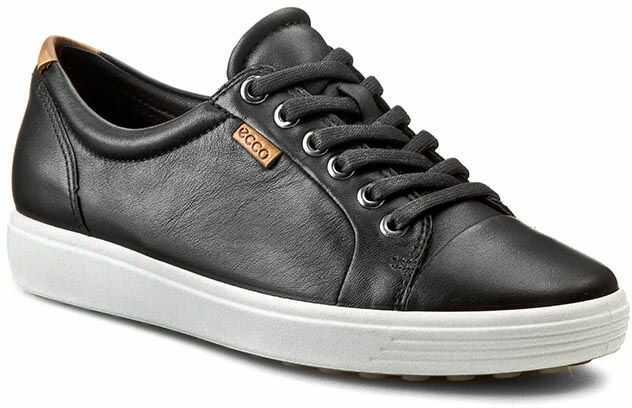 Sneakersy ECCO - Soft 7 Mens 43000401001 Black