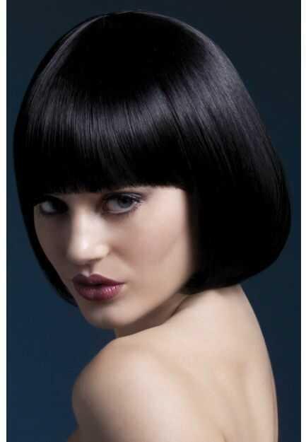 Fever Mia Wig 42497 - Black Wig