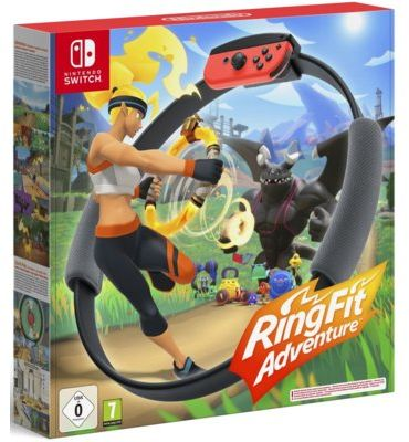 Ring Fit Adventure Gra NINTENDO SWITCH Dogodne raty! DARMOWY TRANSPORT!