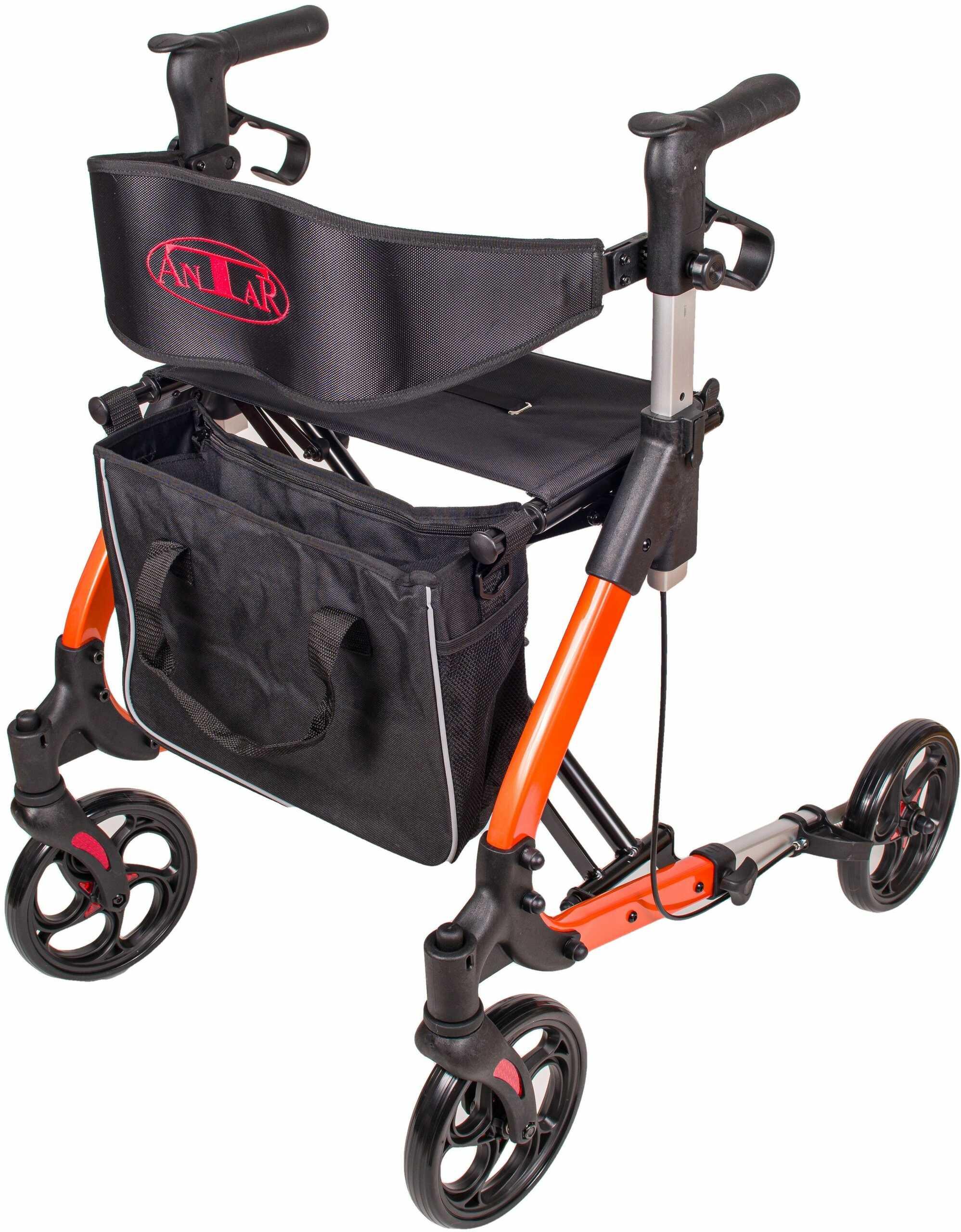 Podpórka inwalidzka aluminiowa AT51034
