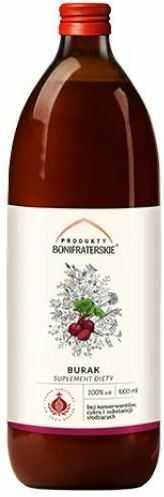 Produkty Bonifraterskie sok z buraka 1000 ml