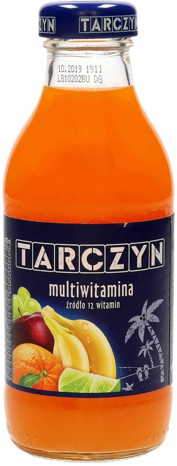 Napój 300ml multiwitamina Tarczyn