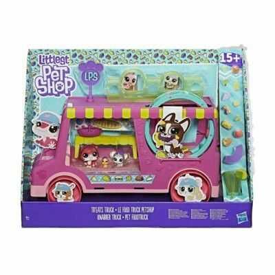 Littlest Pet Shop - Food Truck ze zwierzakami E1840