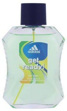 Adidas Get Ready - woda po goleniu 50 ml