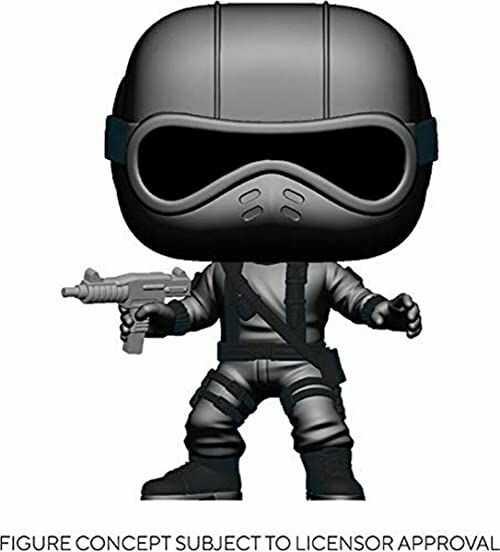 FUNKO POP! VINYL: G.I. Joe- V1 Snake Eyes