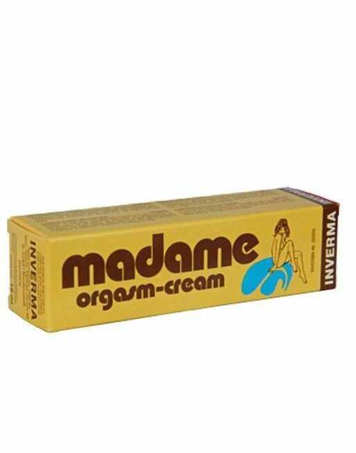 Krem Madame Orgasm Łatwiejsze Osiągnięcie Orgazmu 18ml 100% ORYGINAŁ DYSKRETNA PRZESYŁKA
