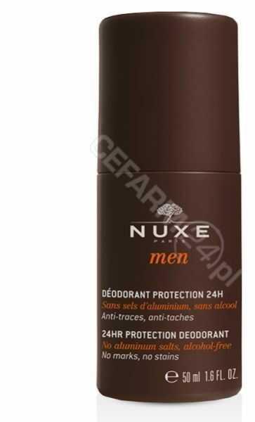 Nuxe Men dezodorant w kulce dla mężczyzn 50 ml