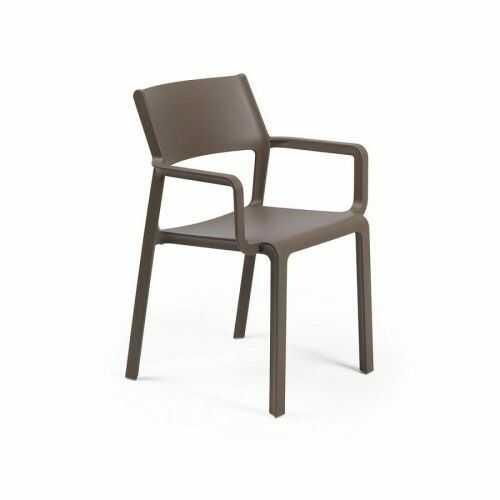Nardi Krzesło Trill brązowe