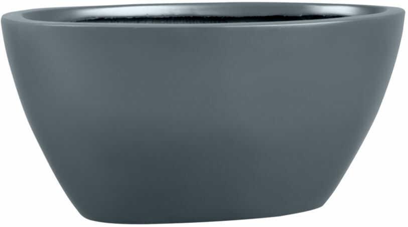Donica z włókna szklanego D108A antracyt mat