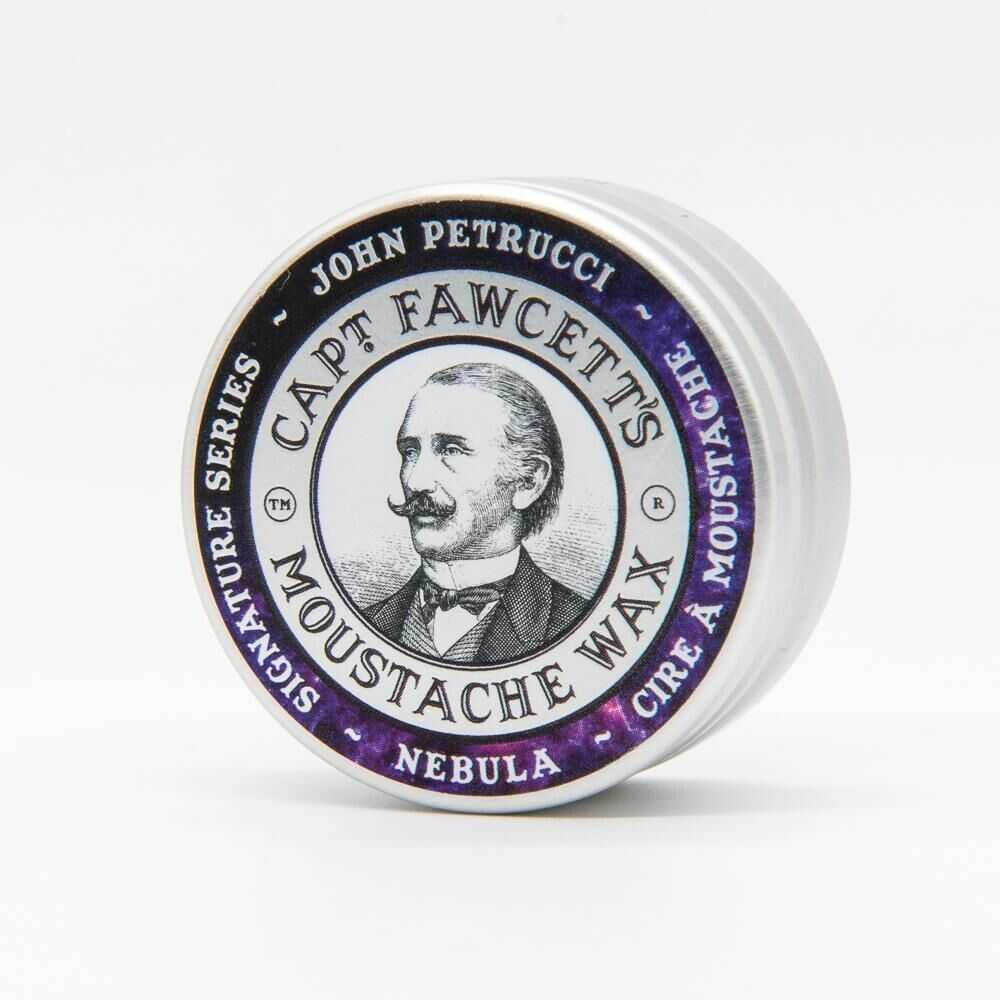 Captain Fawcett John Petrucci Nebula wosk do wąsów 15 ml