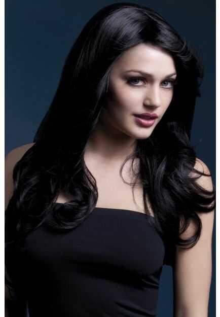 Fever Nicole Wig 42525 - Black Wig