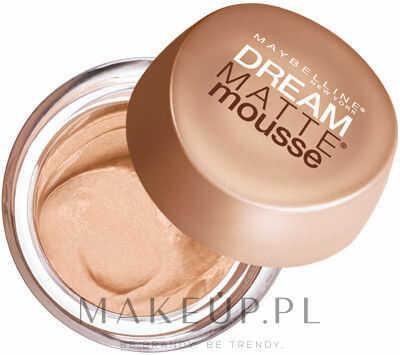 Maybelline Dream Matte Mousse podkład matujący odcień 20 Cameo 18 ml + do każdego zamówienia upominek.