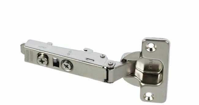 Zawias puszkowy Hafele Metalla prosty 110x48/6 bez prowadnika