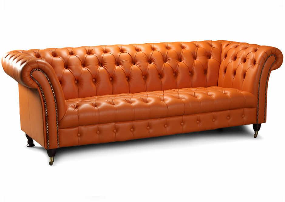 Sofa Chester Club 3 osobowa