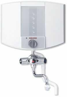 Urządzenie gotujące wodę 5 litrów 2 kW KBA 5 KA z armaturą chrom