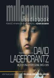 Millennium. Mężczyzna, który gonił swój cień (plik mp3) - Audiobook.
