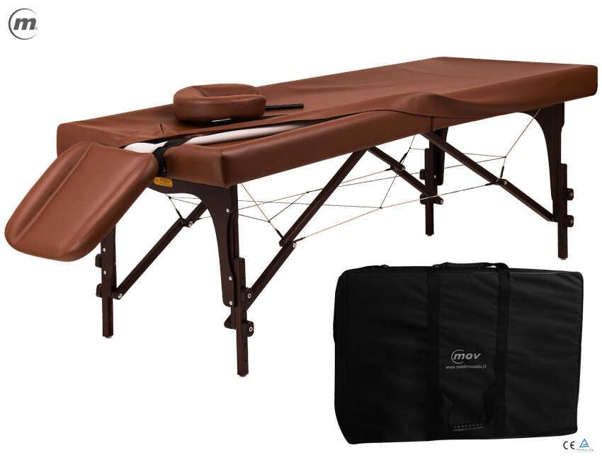 Składany stół do masażu ajurvedyjskiego VEDA_XT