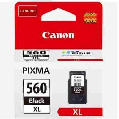 Tusz Oryginalny Canon PG-560 XL (3712C001) (Czarny) - DARMOWA DOSTAWA w 24h