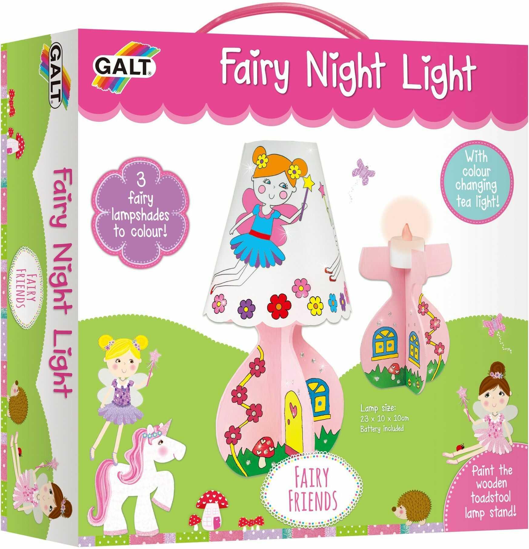 Galt Toys Wróżka lampka nocna, zestaw do majsterkowania dla dzieci
