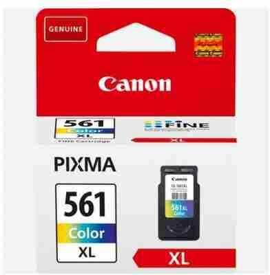 Tusz Oryginalny Canon CL-561 XL (3730C001) (Kolorowy) - DARMOWA DOSTAWA w 24h