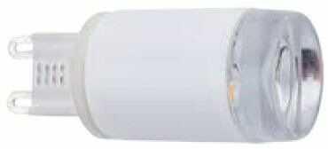 Żarówka LED G9 lens 3W ciepła 3000K Nowodvorski