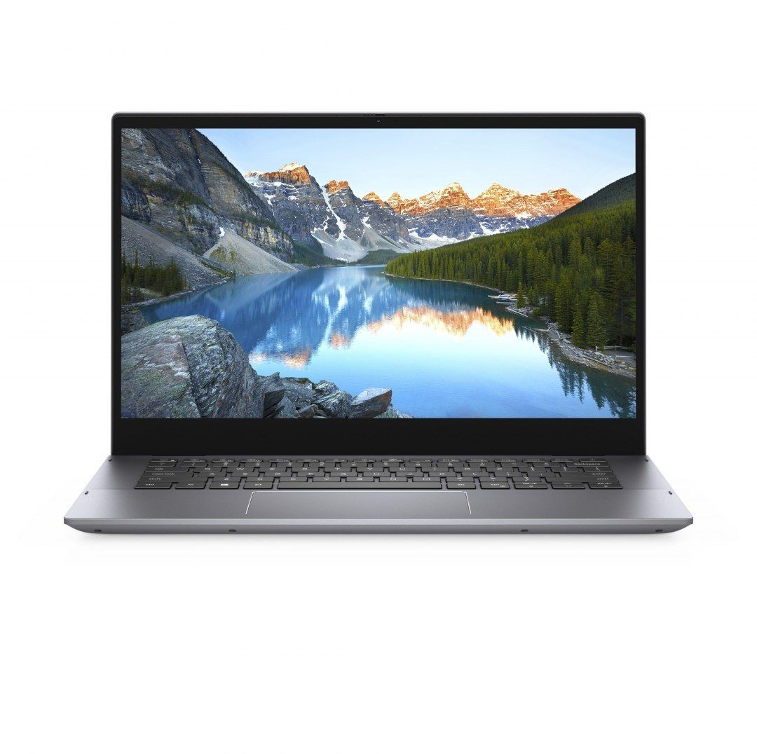 """Notebook Dell Inspiron 5406 14"""" 2in1/FHD/Touch/i3-1115G4/4GB/SSD256GB/UHD/W10S Grey"""