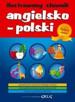 Ilustowany słownik angielsko-polski