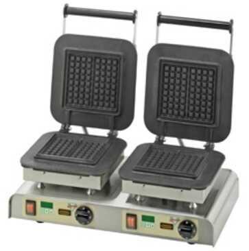 Gofrownica podwójna Kant Waffle 400V / 4,4kW