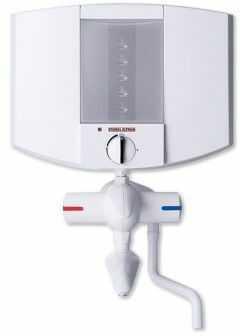 Urządzenie gotujące wodę 5 litrów 2 kW EBK 5 K z armaturą biały