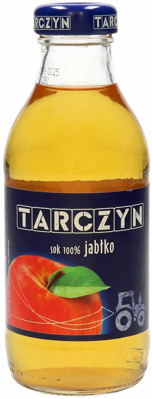 Sok 300ml jabłkowy Tarczyn