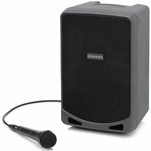 Samson XP106 - zestaw nagłośnieniowy z Bluetooth