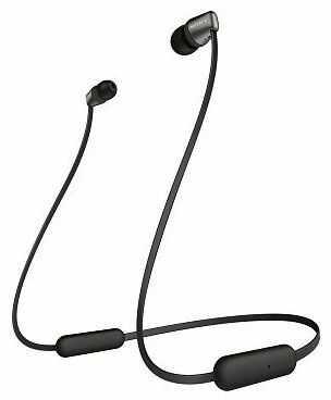 Słuchawki bezprzewodowe SONY WI-C310 Czarny