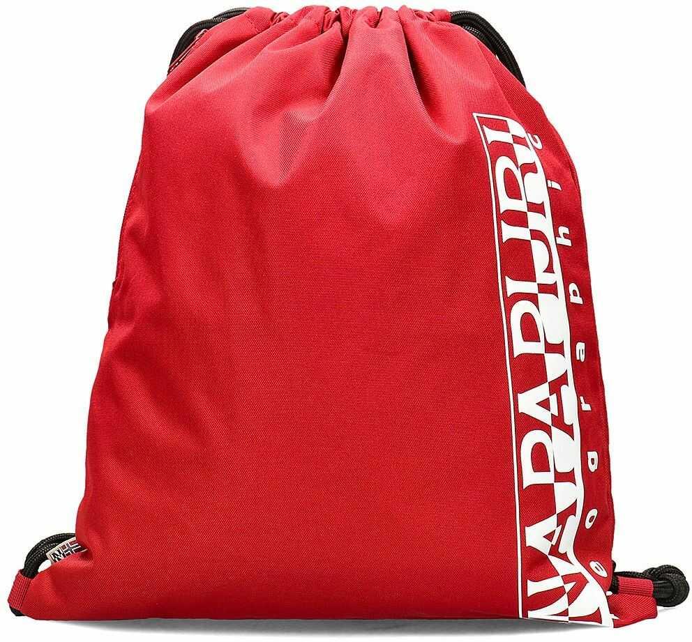 Napapijri Happy Gym Sack 1 - Plecak Unisex - N0YI0D R01 - Czerwony