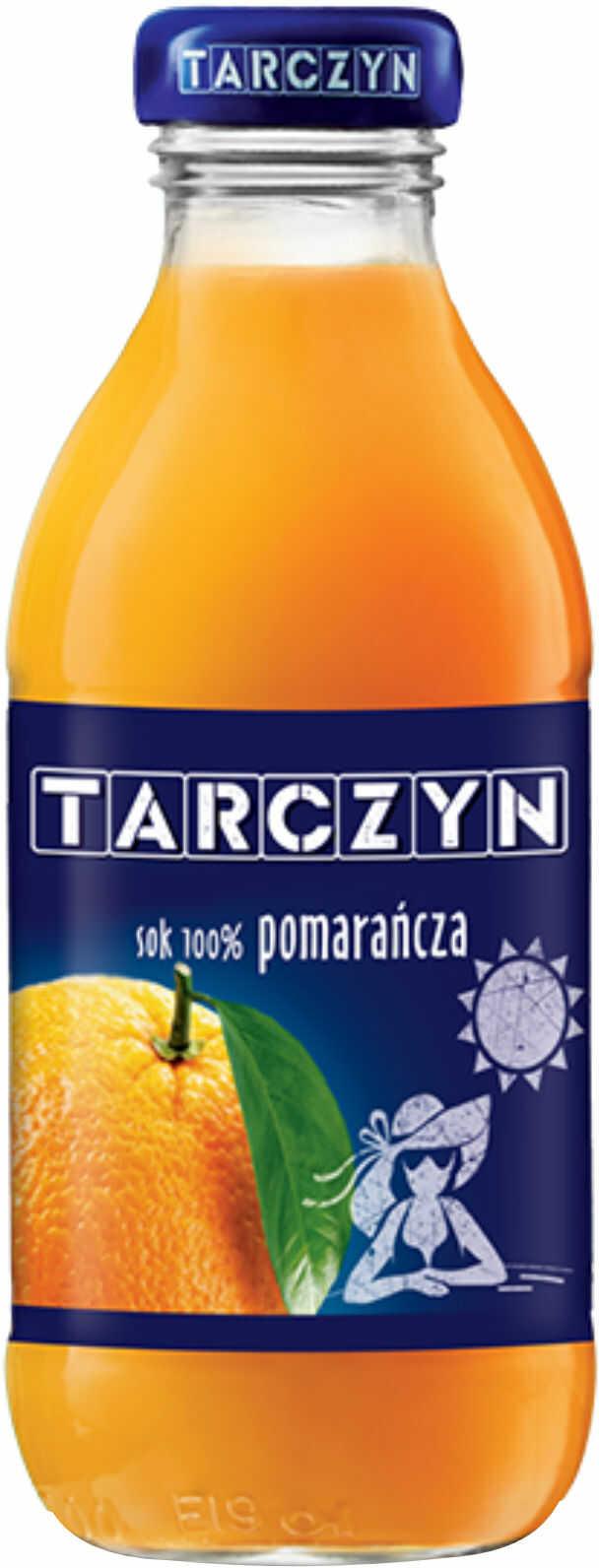 Sok 300ml pomarańczowy Tarczyn